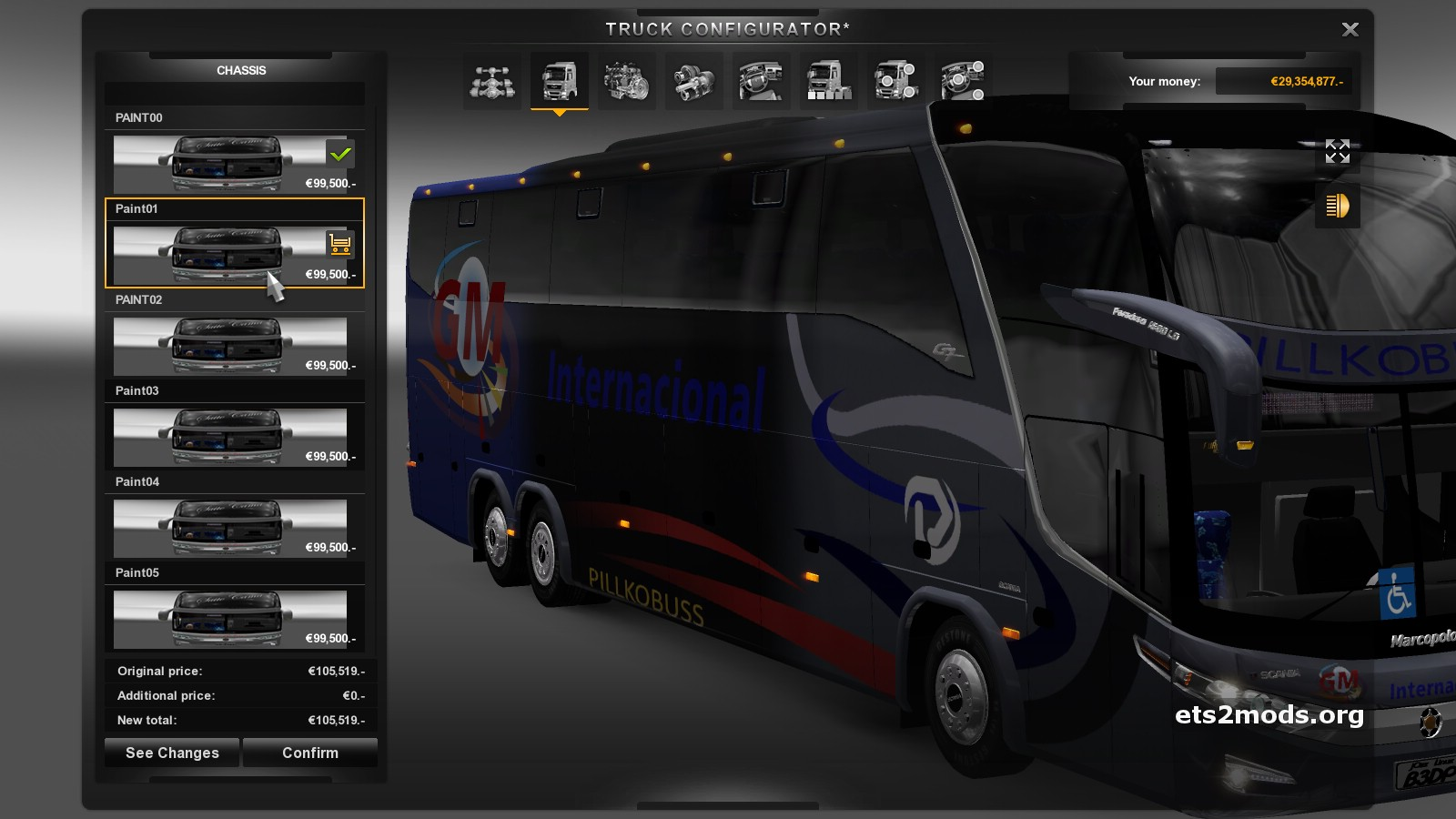 buy euro truck simulator 2 with the load on europe 3 gift. Black Bedroom Furniture Sets. Home Design Ideas