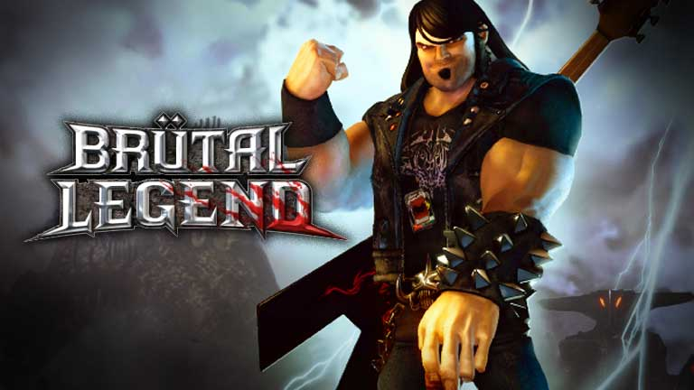 Brutal Legend+Costume Quest(5 items) SteamGift(RegFree)