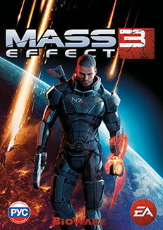 Mass Effect 3 (CD-Key) Origin REGION FREE + ПОДАРОК