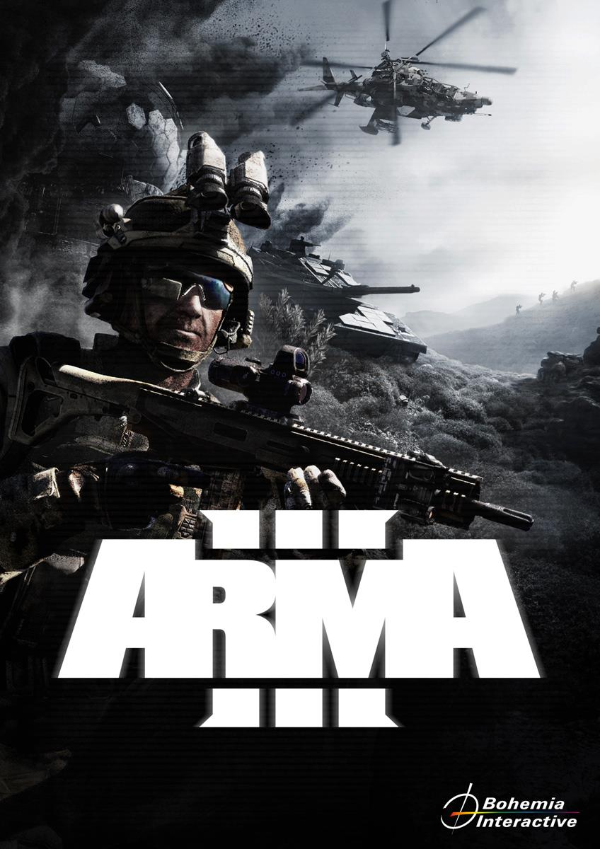 Arma III 3 (Steam Key/Region Free) + GIFT