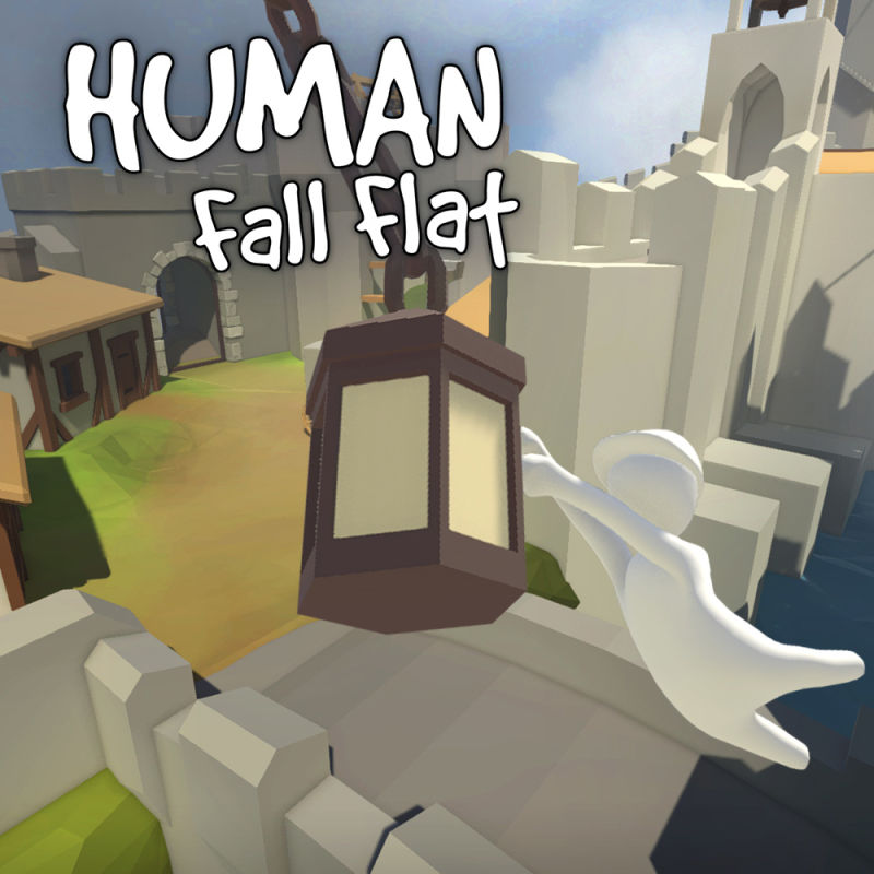 Human: Fall Flat (Steam Key/Region Free) + GIFT