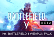 BATTLEFIELD V BETA КЛЮЧ + BF1 WEAPON PACK (ORIGIN)