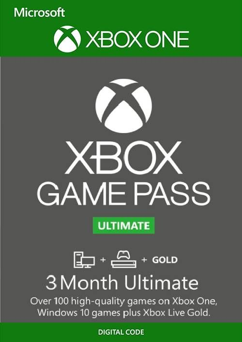 Xbox Game Pass Ultimate 3 month ✅ (RENEWAL)