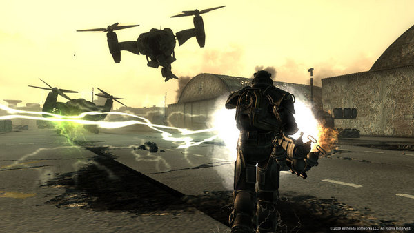 Fallout 3: Game of the Year Edition (Steam Gift, ROW)