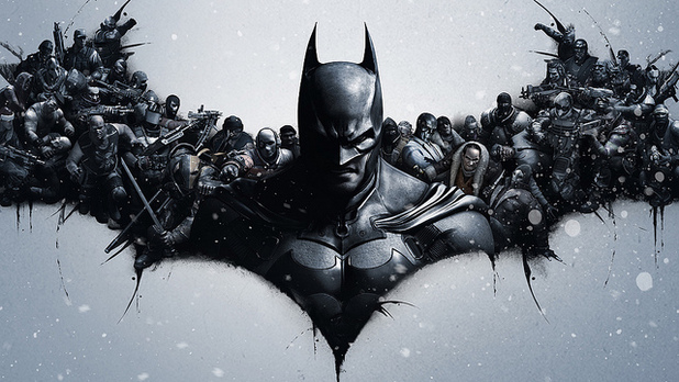 Batman: Arkham Origins Steam key + DLC