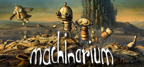 Machinarium - Steam gift