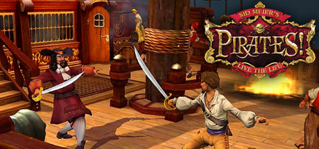 Sid Meier´s Pirates! - Steam gift HB link