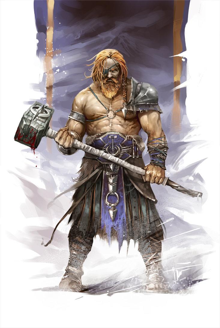 Скандинавские мифы. Вселенная викингов.