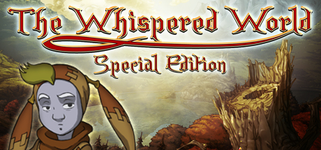 The Whispered World Special Edition(HB Steam link / RF)