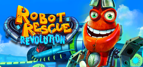Robot Rescue Revolution (steam key/region free)