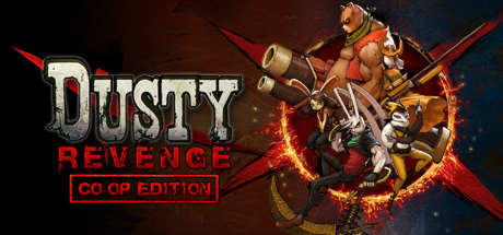 Dusty Revenge:Co-Op Edition (steam key/region free)