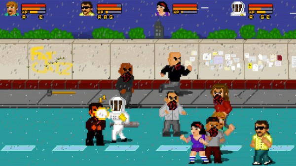 Fist Puncher  (HB STEAM / Region Free)