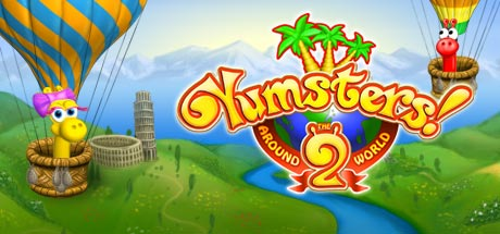 Yumsters 2: Around the World (Steam key / Region Free)