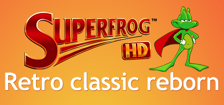 Superfrog HD (HB steam / regeon free) + БОНУС