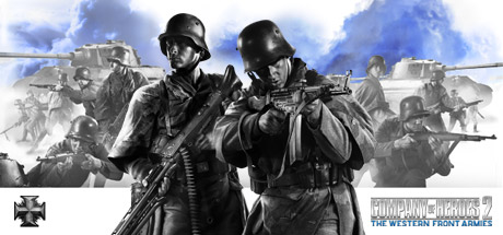 Company of Heroes 2 - Oberkommando West (HB Steam lnk)