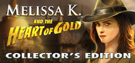 Melissa K. and the Heart of Gold Collector´s Edition