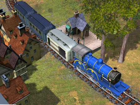 Sid Meier´s Railroads (HB STEAM / Region Free ) + БОНУС