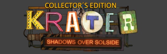 Krater - Collector´s Edition (steam link/region free)