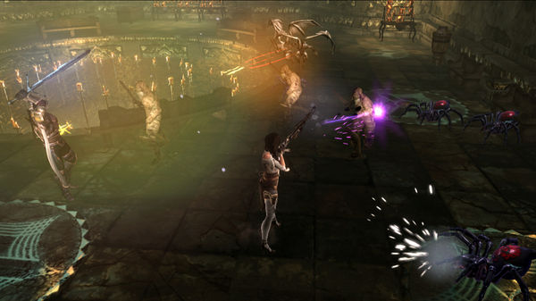 Dungeon Siege III: Treasures of the Sun DLC (Steam Key)