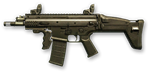 Warface 16 Bloody X7 macros EXAR-L PDW | SCAR-L