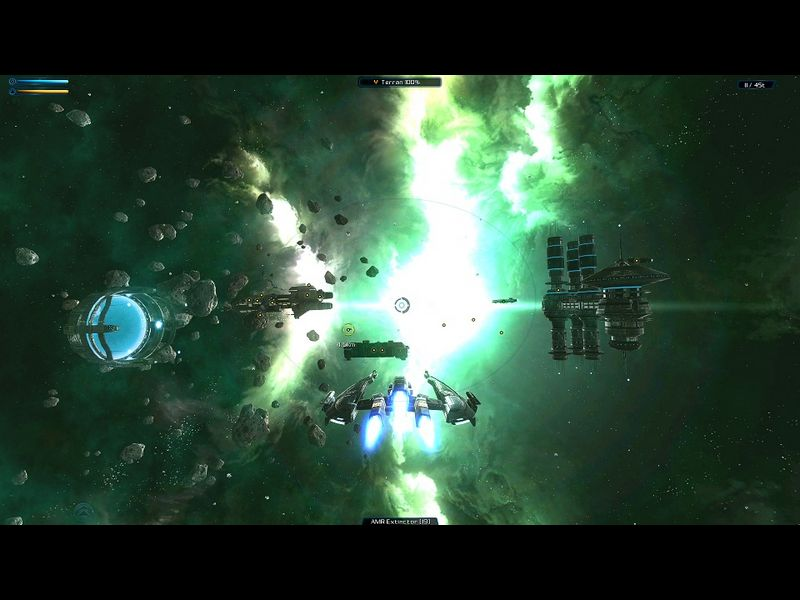 Galaxy on Fire 2 Full HD (Steam/Region Free)