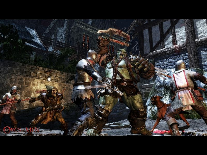 Of Orcs And Men (Focus Home Interactive) (ENG) L Steam-Rip. Скриншот 1.