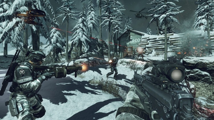 Call of Duty: Ghosts (Steam) + discount
