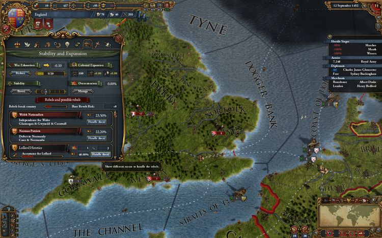 Europa Universalis IV (steam Key) RU/CIS