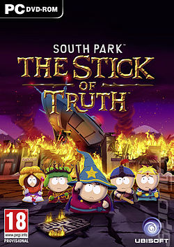 SOUTH PARK: STICK OF TRUTH (ПАЛКА ИСТИНЫ) STEAM КЛЮЧ