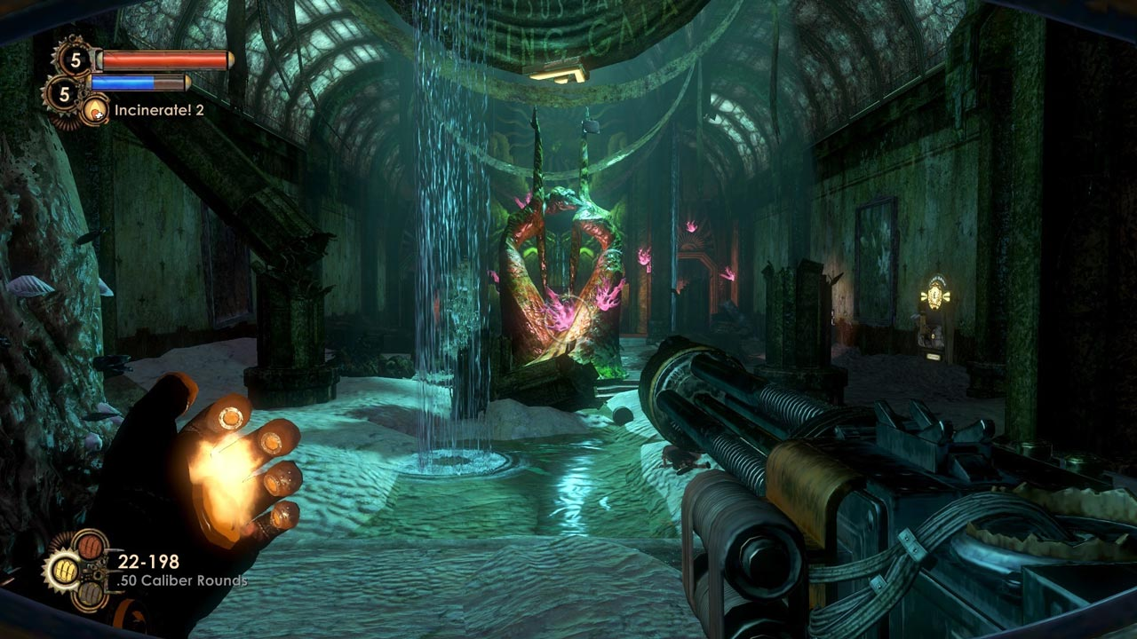 BioShock 2 Original + Remastered + Minerva´s Den STEAM