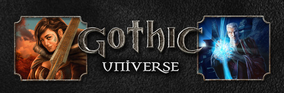 Gothic Universe Edition (1 + 2 Gold + 3) STEAM KEY /ROW