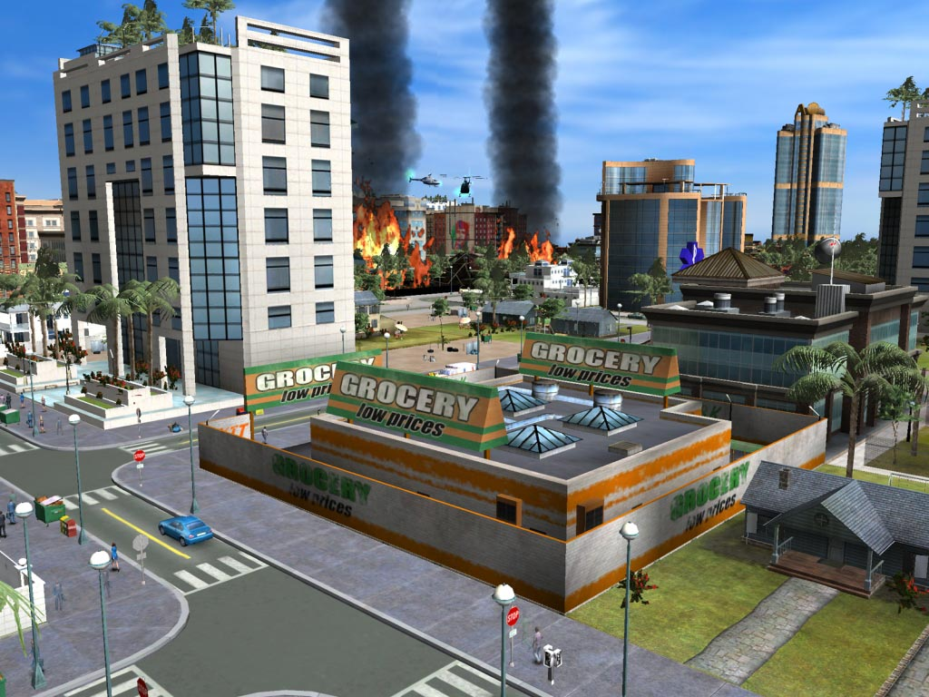 City Life 2008 Edition (STEAM GIFT / RU/CIS)