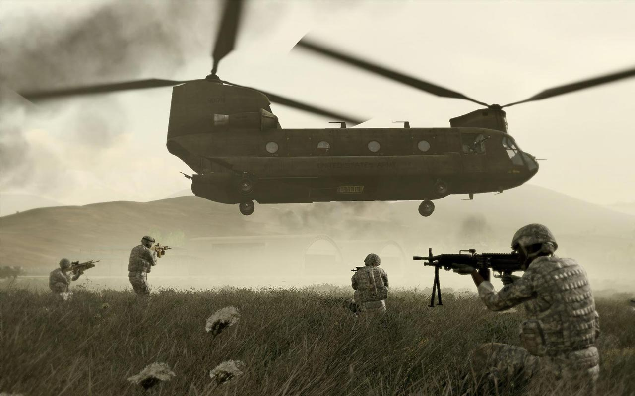 Arma 2 + Operation Arrowhead + DayZ Combined Operations