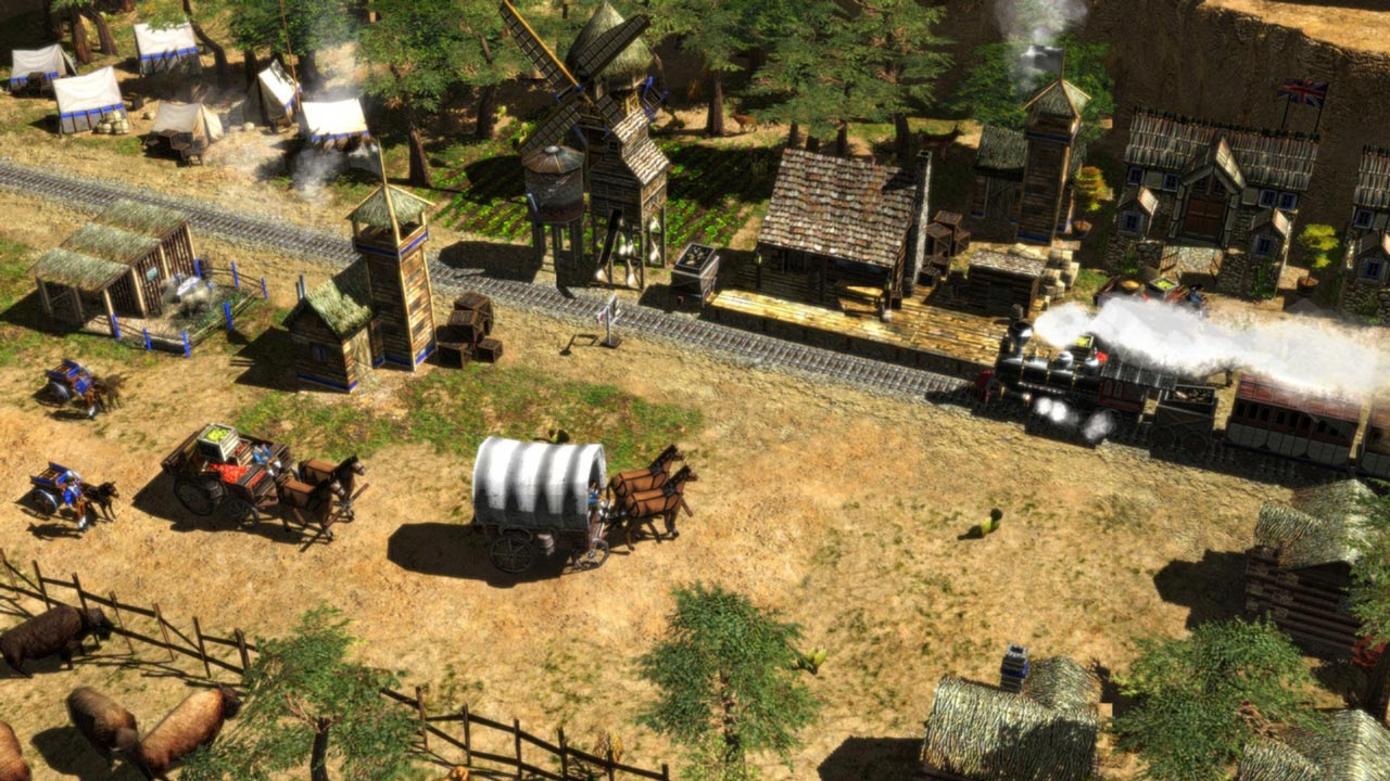 Age of Empires III: Complete Collection (3 in 1) STEAM