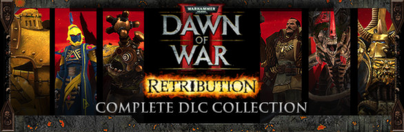 Dawn of War II - Retribution - Complete DLC Collection