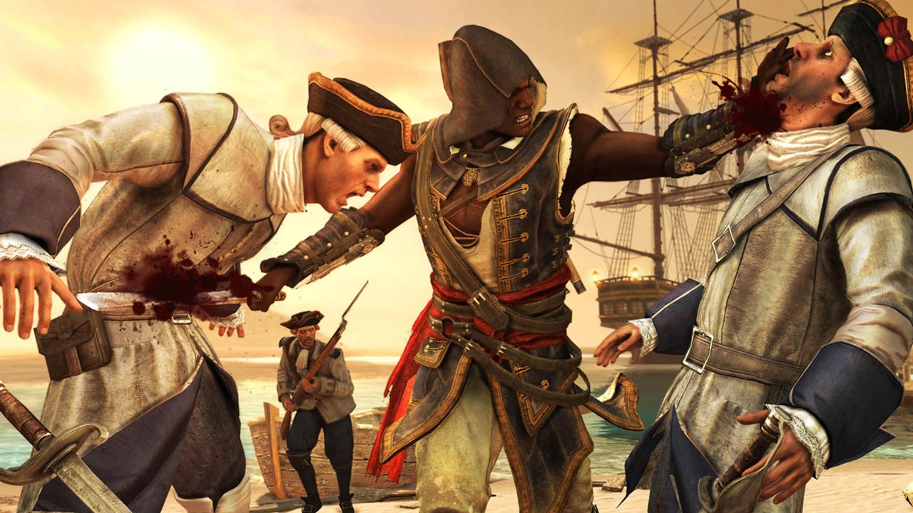 Assassin's Creed Freedom Cry (Крик свободы) STEAM GIFT