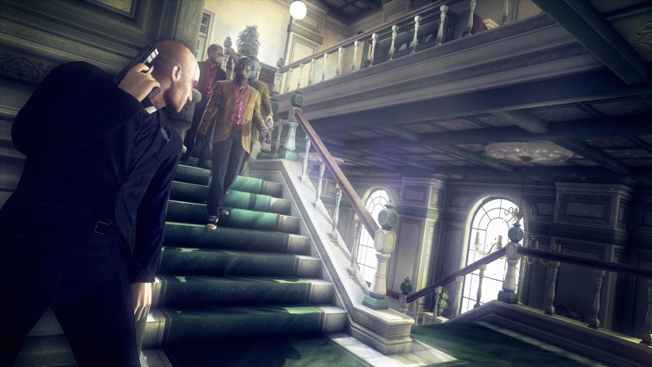 Hitman Absolution (STEAM KEY / RU/CIS)