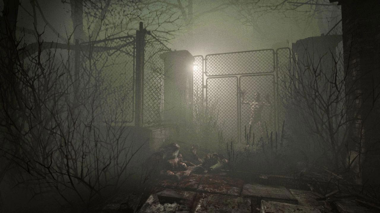 Outlast: Whistleblower DLC (STEAM KEY / ROW)