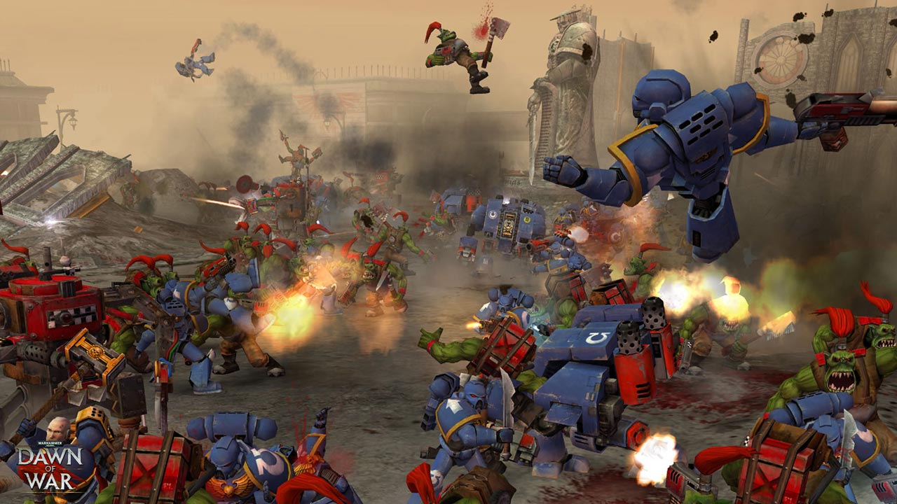 Warhammer 40,000: Dawn of War - GOTY (STEAM KEY / ROW)