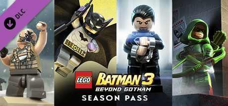 LEGO Batman 3: Beyond Gotham Season Pass (DLC) STEAM