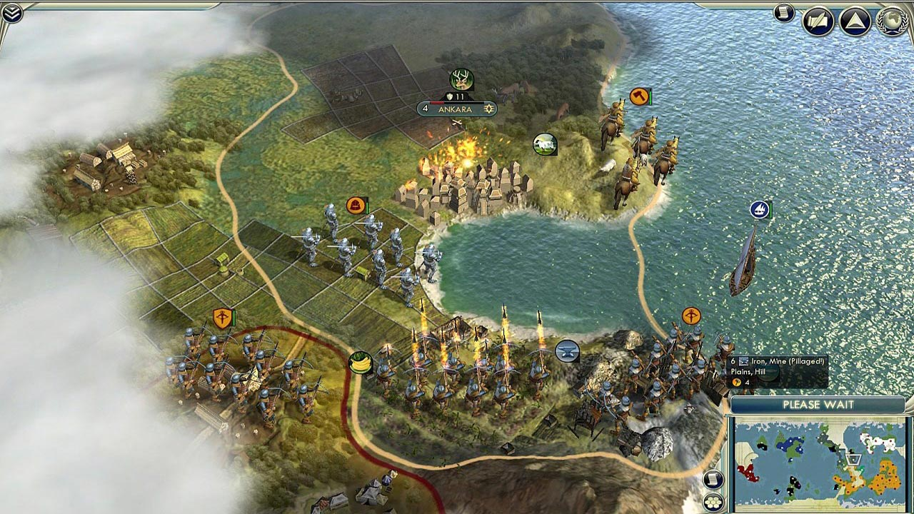 Sid Meier´s Civilization V 5 (STEAM GIFT / RU/CIS)