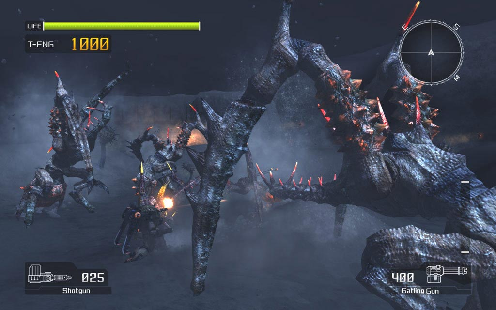 Lost Planet: Extreme Condition (STEAM GIFT / RU/CIS)