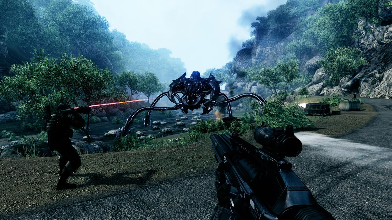 Crysis Collection (1+2 Maximum Edition + Warhead) STEAM