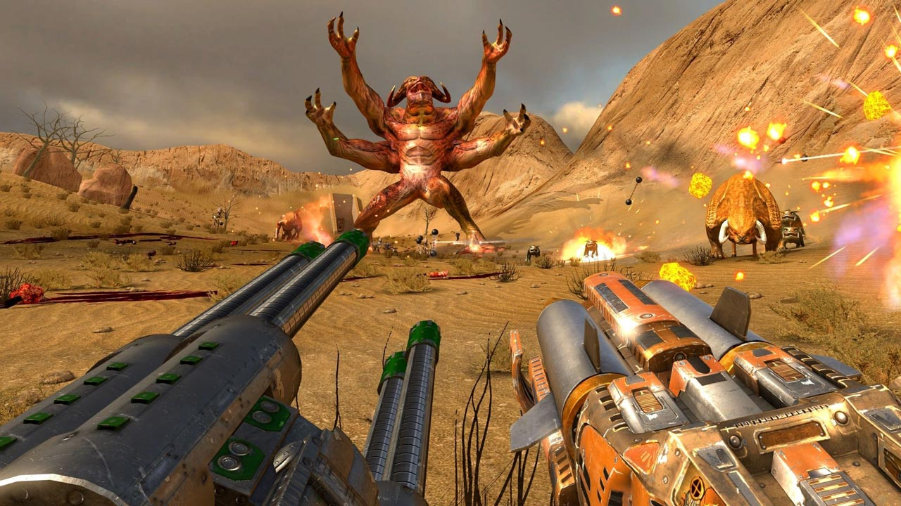 Serious Sam HD: Gold Edition (First + Second Encounter)
