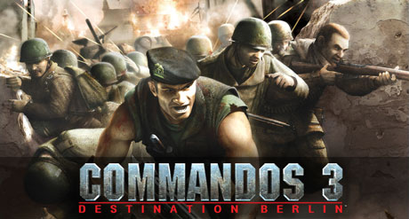 Commandos 3: Destination Berlin (STEAM GIFT / RU/CIS)