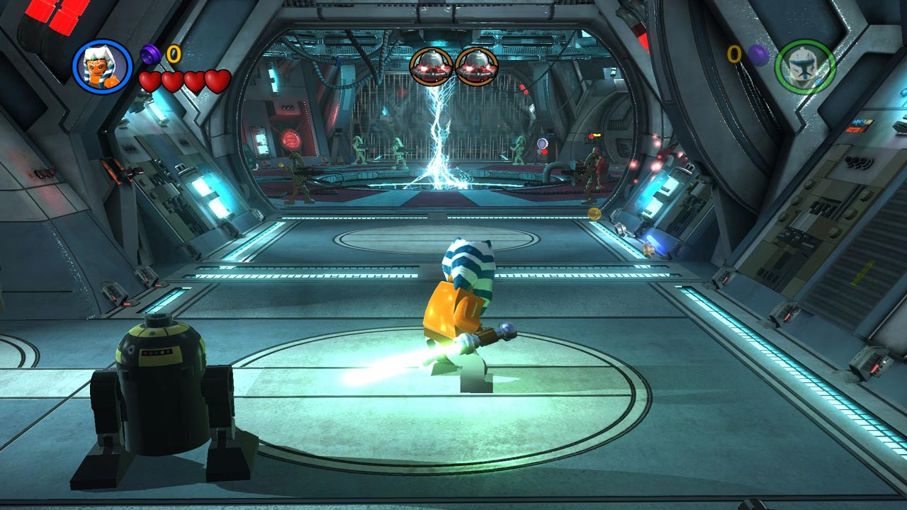 LEGO Star Wars III - The Clone Wars (STEAM KEY /RU/CIS)