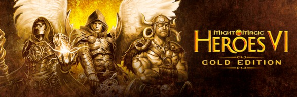 Might and Magic: Heroes VI Gold (3 in 1) STEAM / RU/CIS