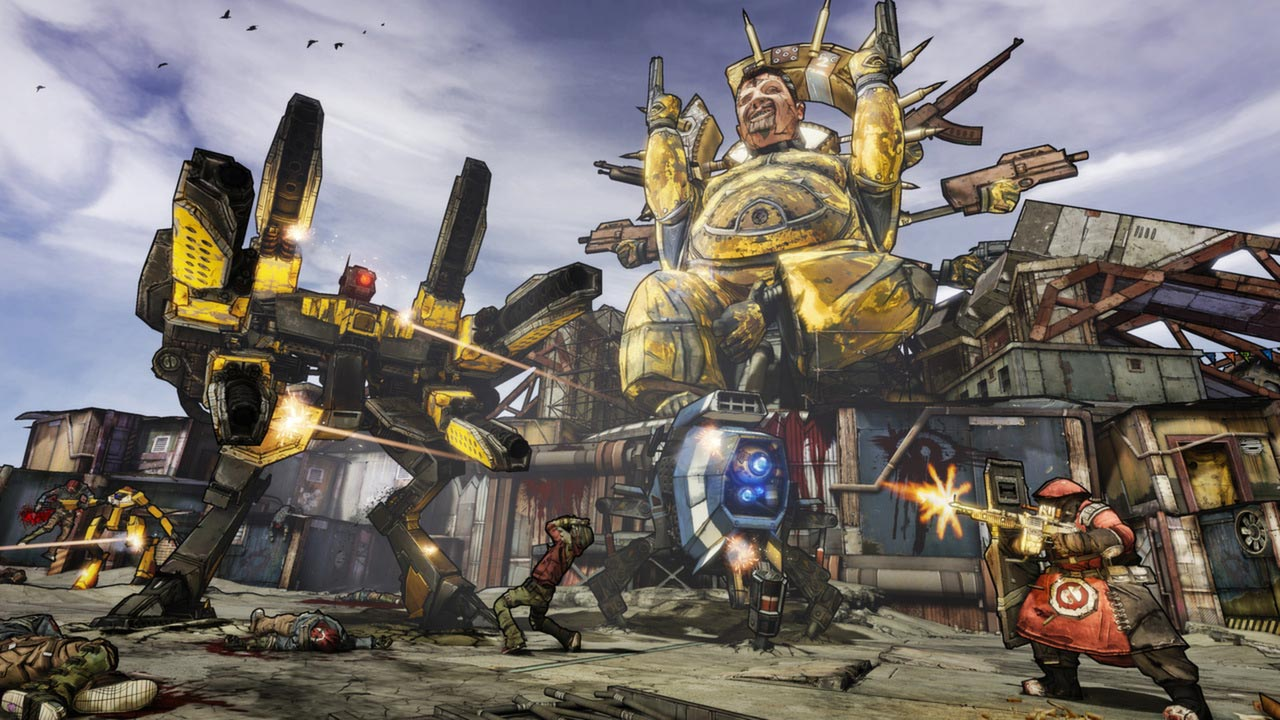 Borderlands 2: Creature Slaughterdome (DLC) STEAM KEY