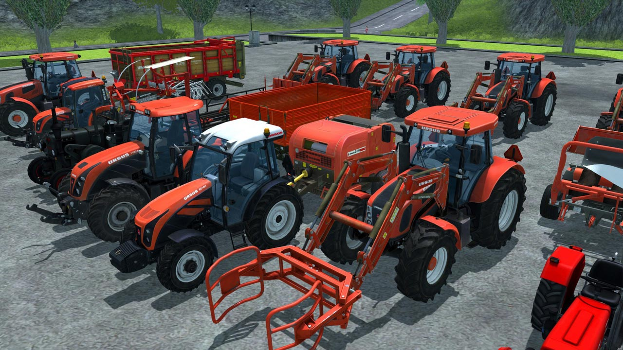 Farming Simulator 2013: DLCs Pack (5 in 1) STEAM/RU/CIS