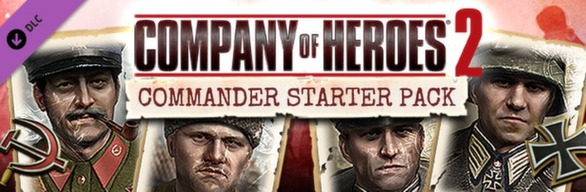 Company of Heroes 2 - Starter Commander Bundle (STEAM)
